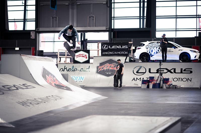Lexus COS Cup 2016   Passion Sports Convention – Bremen  © Dennis Scholz