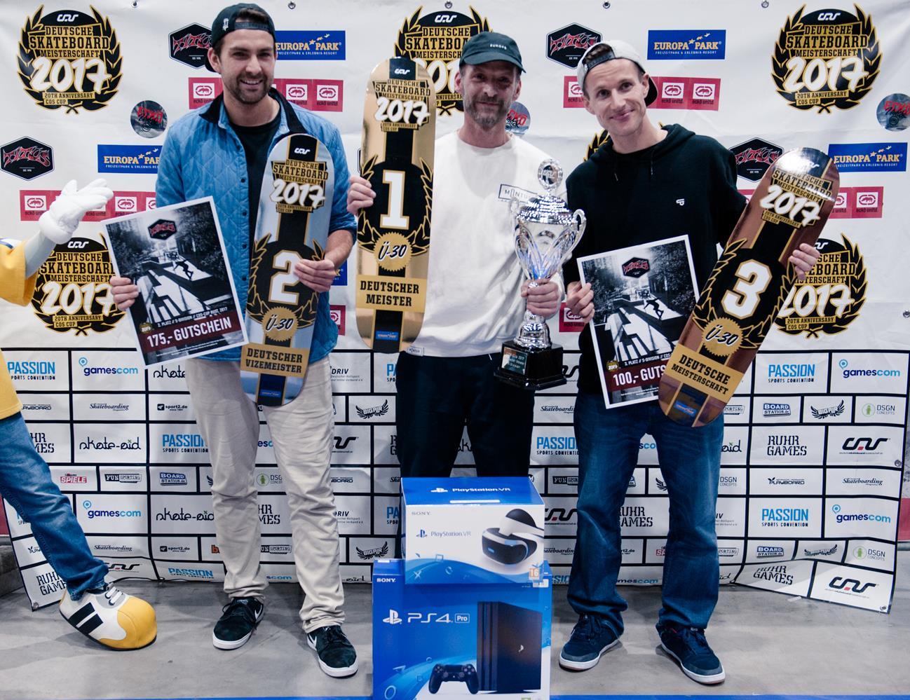 Winner S-Division