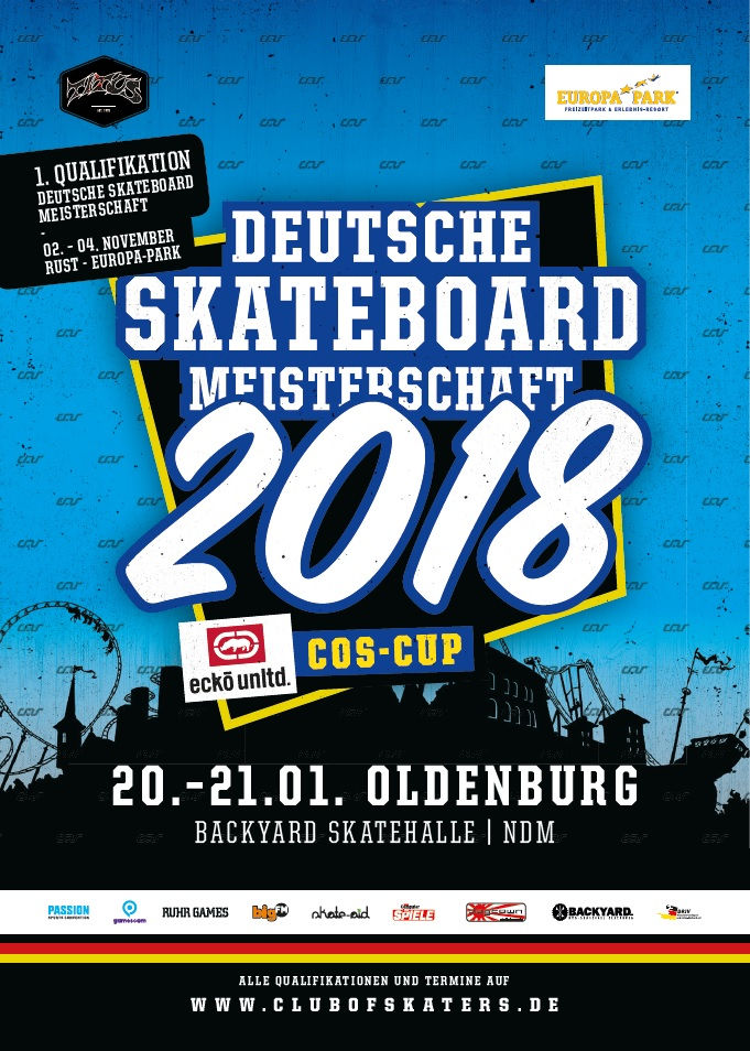 Ecko Unltd. COS Cup 2018 - NDM Oldenburg
