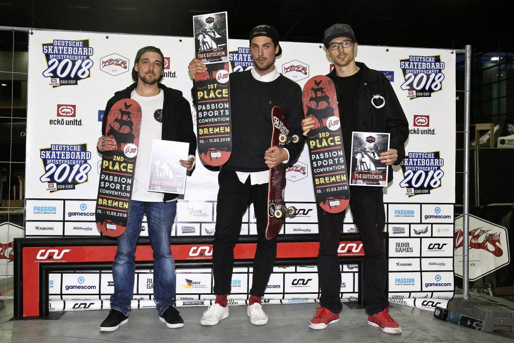 Winners Ü30