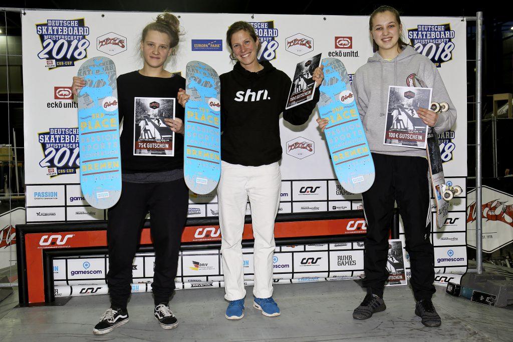 Winners Girls