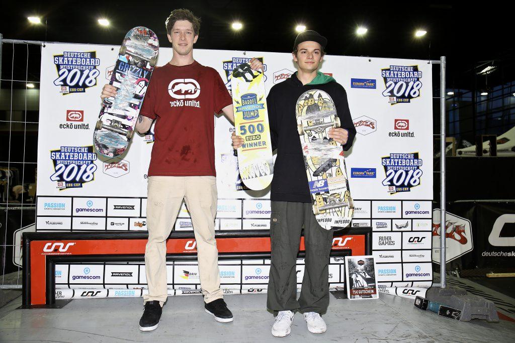 Winners RAVENOL Best Trick