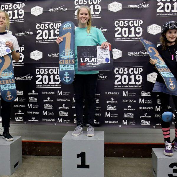 Winner Girls klein