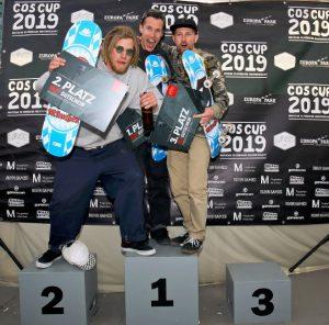 Winner Masters klein