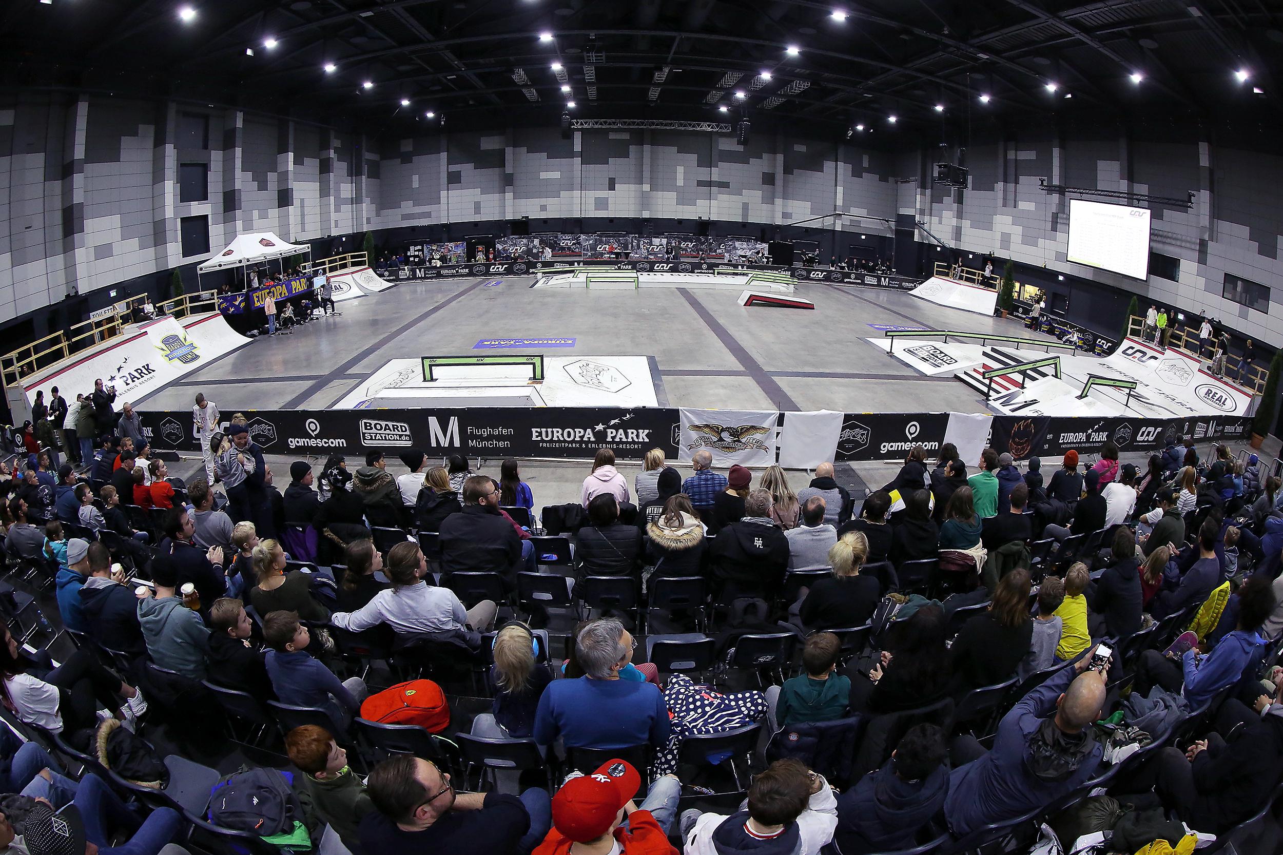 COS Cup 2020 – Süddeutsche Skateboard-Meisterschaft im Europa-Park!